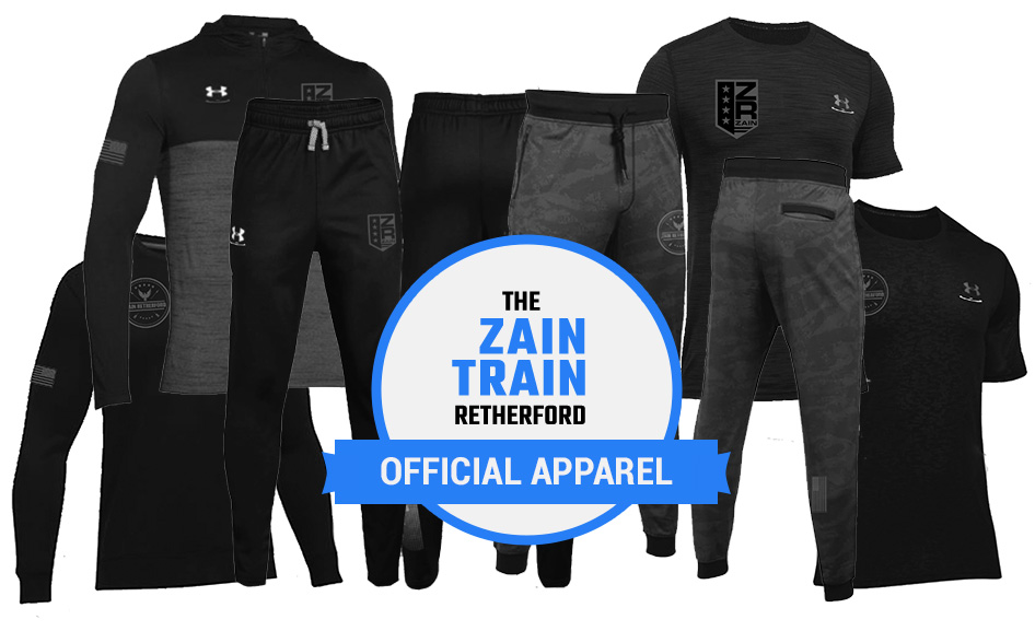 Apparel | Zain Retherford, 2019 World Team Member