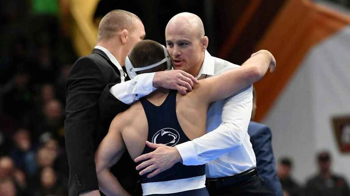 CENTRE DAILY: Zain Retherford finishes Penn State wrestling career with 3rd title
