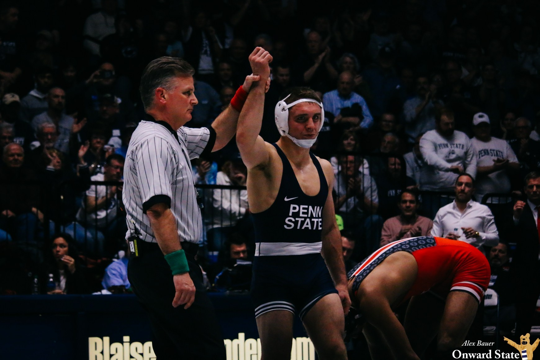 ONWARD STATE: Penn State Wrestling's Zain Retherford Qualifies For World Team