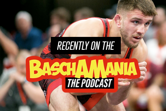Zain Retherford Interview (BASCHAMANIA Podcast)